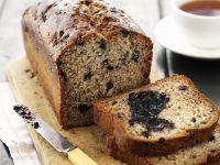 Slow Cooker Banana Blueberry Bread recipe