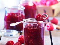 Slow Cooker Raspberry Jam recipe