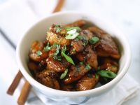 Slow-cooked Spicy Pork recipe