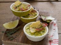 Small Artichoke Gratins recipe