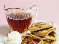 Small Blueberry Pancakes recipe