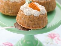 Small Carrot Cakes recipe