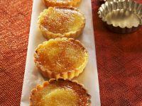 Small Limoncello Tarts with Caramel recipe