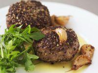 Small Spiced Lamb Patties recipe