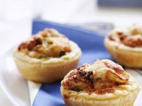 Small Vegetable Quiches recipe