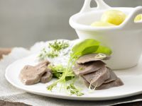 Smarter Boiled Veal Tongue recipe