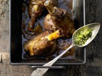 Smarter Braised Lamb Shanks recipe