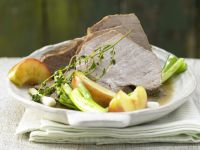 Smarter Braised Veal Shoulder recipe