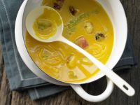 Smarter Butternut Squash and Carrot Soup recipe