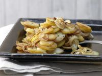Smarter Fried Potatoes