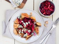 Smarter German Pancake with Beets recipe