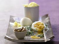 Smarter Mustard Eggs recipe