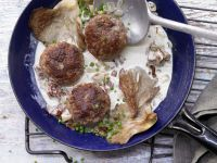 Smarter Veal Meatballs recipe