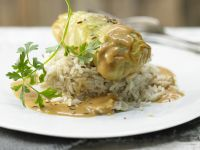 Smarter Veal-Stuffed Cabbage recipe