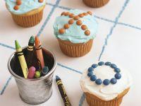 Smartie Cupcakes recipe