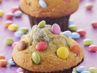 Smarties Cupcakes recipe