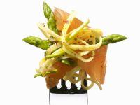 Smoked Salmon and Asparagus Pasta recipe