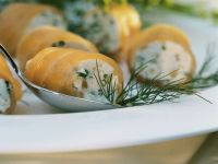 Smoked Salmon and Cream recipe