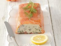Smoked Salmon Terrine recipe