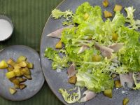 Smoked Trout Salad recipe