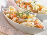 Smoky Fish and Conchiglie Bowls recipe