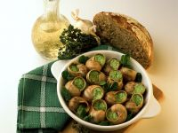 Snails with Herb Butter recipe