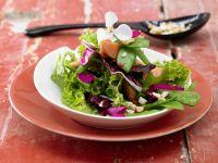 Snow Pea Salad recipe