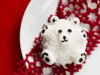 Snowy Bear Cakes recipe