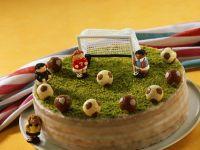 Soccer Cake recipe