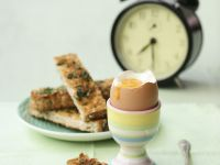 Dippy Eggs recipe