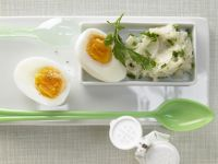 Soft-Boiled Eggs recipe
