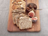 Soft Cheese and Nut Loaf recipe