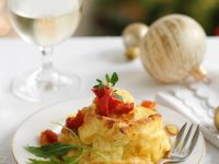Soft Cheese Savoury Puddings recipe