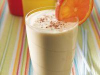 Soft Fruit and Citrus Milkshake recipe