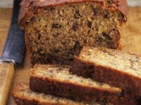 Soft Fruit and Nut Loaf Cake recipe