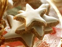 Soft Zimtsterne (German Cinnamon Stars) recipe
