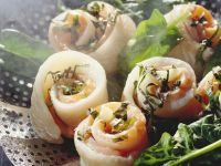 Healthy Fish Wraps recipe