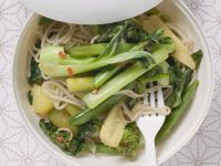 Soup Noodles recipe