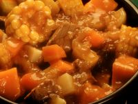 Sour Beef Vegetable Stew