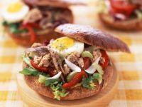 Sourdough Boule Sandwich recipe