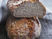 Sourdough Rye Bread recipe
