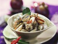 South-east Asian Clam Bowl recipe