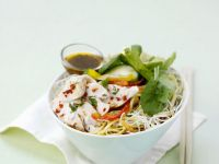 South-east Asian Noodle Bowl recipe