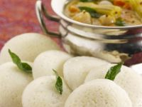 South Indian Rice Cakes recipe