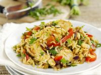 Southern Chicken and Rice Dish recipe