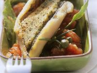 Southern French Baked Trout recipe