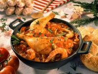 Southern Shrimp and Turkey Stew recipe