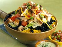 Southwest Chicken Salad Bowl recipe