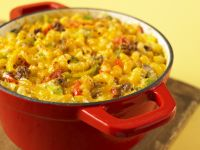 Southwestern Macaroni Cheese recipe