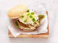 Soy Burgers recipe